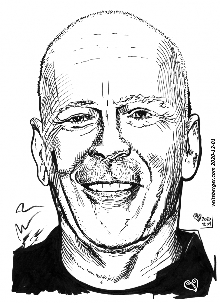 Bruce Willis par veitsberger